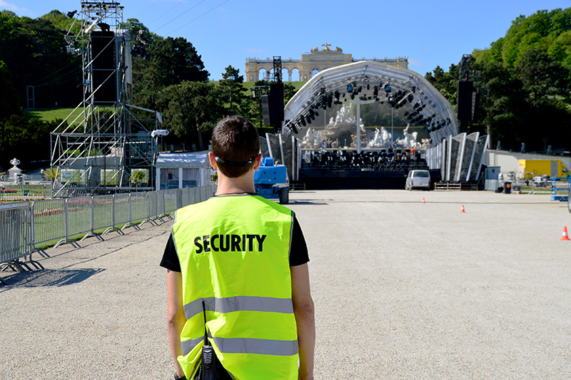 Cost Hiring Security For Event in Halifax West Yorkshire